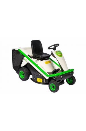 Etesia Mowers and Brushcutters